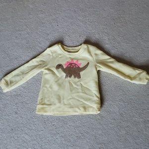 🦖Oshkosh B'Gosh Toddler Girl 3T Sweatshirt